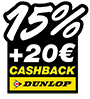 Black Weekend Quick 15 % DU 20 Euro