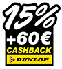 Black Weekend Quick 15 % DU 60 Euro